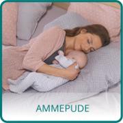 Ammepuder og graviditetspuder
